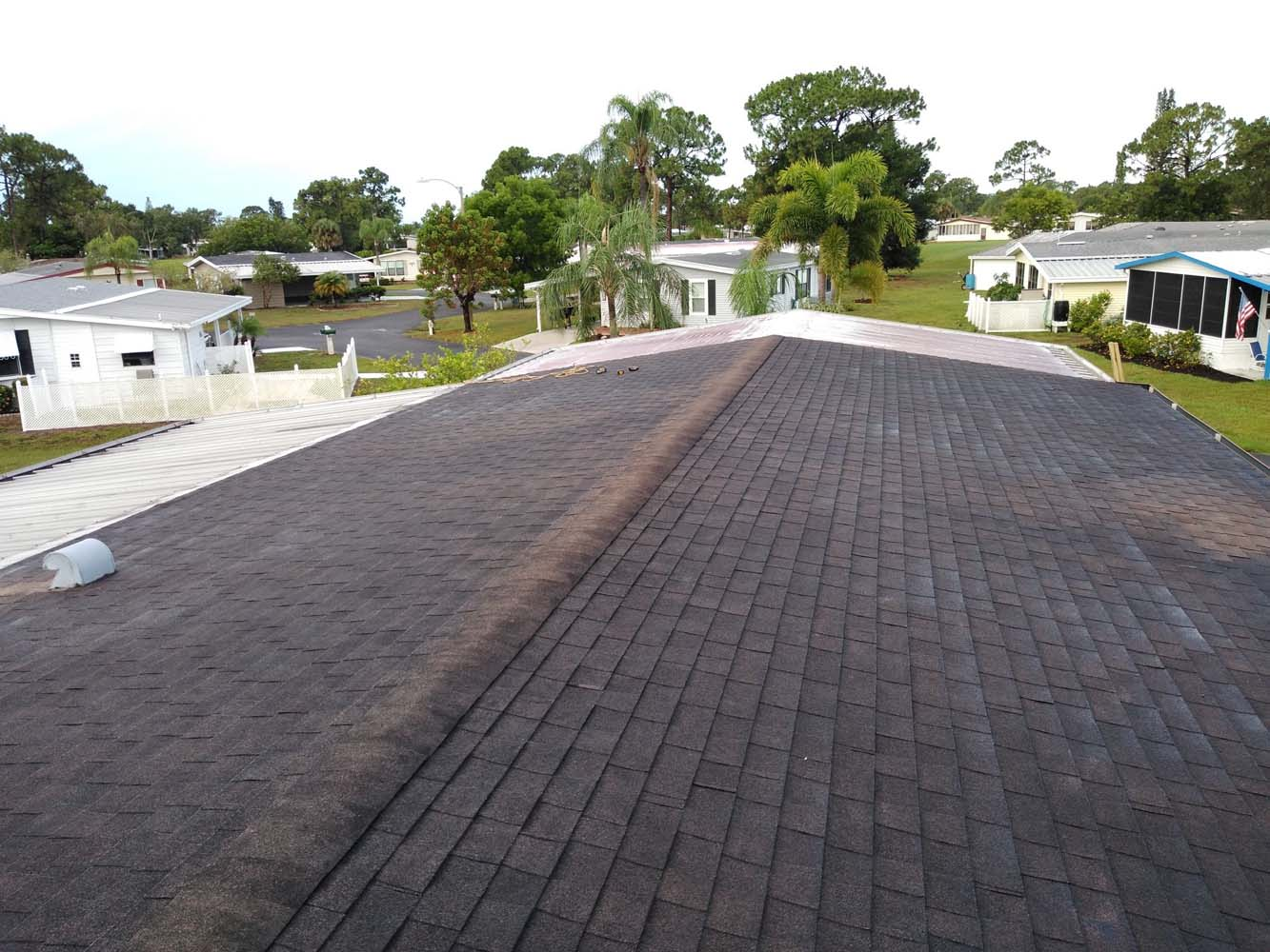 Mobile Home Roof Replacement North Fort Myers Community