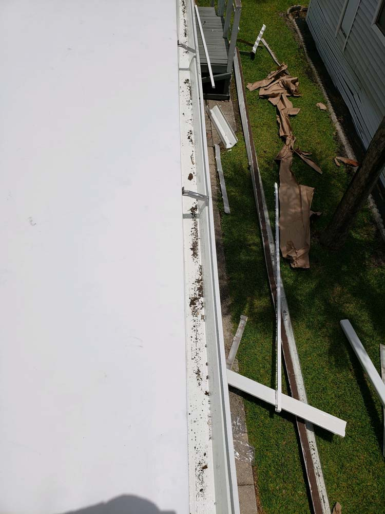 Mobile Home Roof Overs In Fort Myers Community Roofing